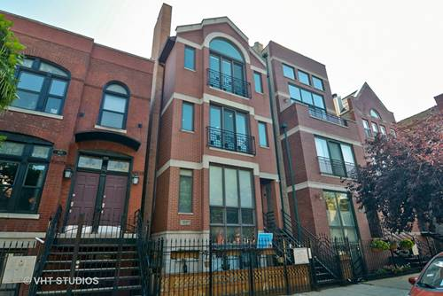 1637 W Le Moyne Unit 2, Chicago, IL 60622 Wicker Park