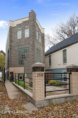 2338 W Charleston, Chicago, IL 60647 Bucktown