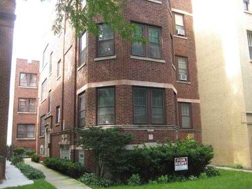 2030 W Berwyn Unit 3, Chicago, IL 60625