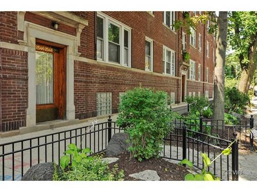 2552 N Seminary Unit 3, Chicago, IL 60614 West Lincoln Park
