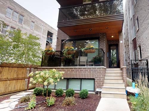 3839 N Ashland Unit 2, Chicago, IL 60613 Lakeview