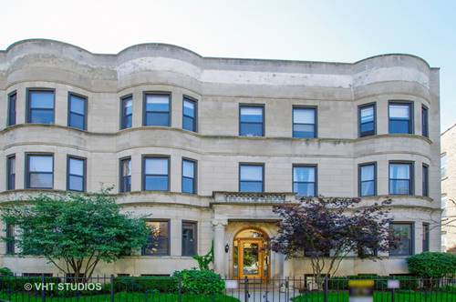 923 W Belle Plaine Unit 1, Chicago, IL 60613 Uptown