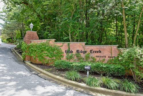 110 Oak Ridge, Burr Ridge, IL 60527