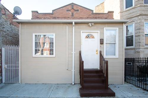 1444 N Hamlin, Chicago, IL 60651