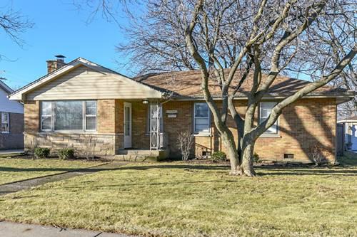 11024 Lyman, Chicago Ridge, IL 60415