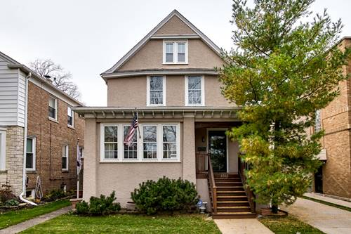 4542 N Kostner, Chicago, IL 60630 Mayfair