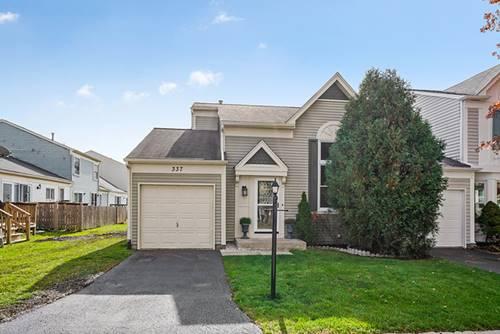337 W Birchwood, Palatine, IL 60067