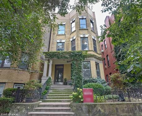 845 W Wolfram Unit 3, Chicago, IL 60657 Lakeview