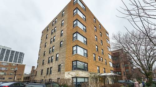 525 W Aldine Unit 604, Chicago, IL 60657 Lakeview