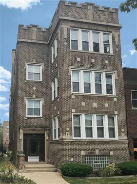 4851 N Claremont Unit 2, Chicago, IL 60625 Lincoln Square