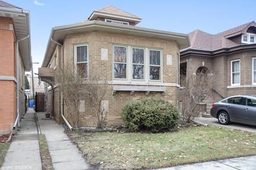 4956 N Kilbourn, Chicago, IL 60630