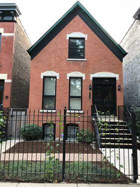 1454 N Bell, Chicago, IL 60622 Wicker Park