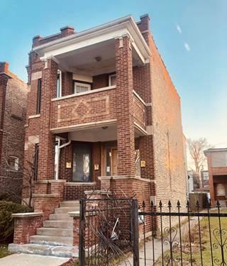 5331 W Van Buren, Chicago, IL 60644