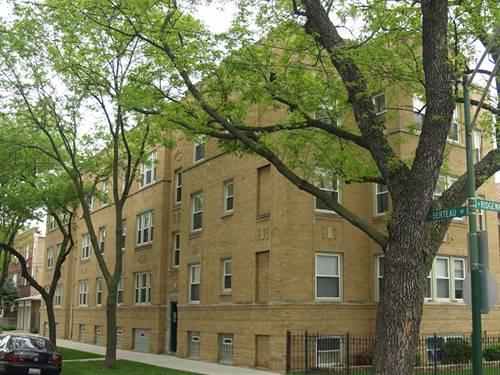 3736 W Berteau Unit G, Chicago, IL 60618