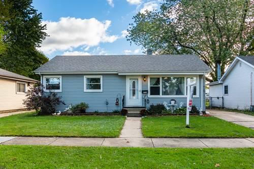 8709 S 51st, Oak Lawn, IL 60453