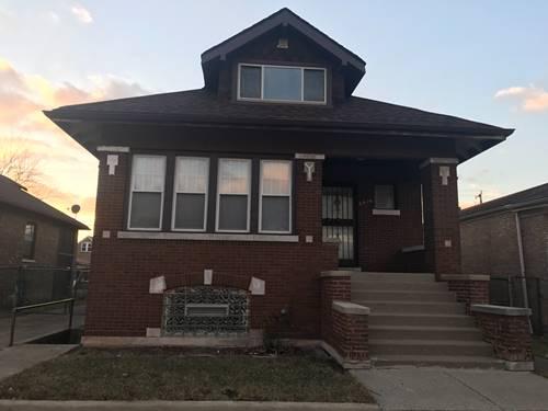 8426 S Elizabeth, Chicago, IL 60620 Gresham
