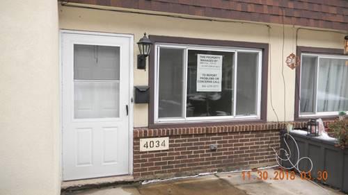4034 Fitzjames Walk Unit 4032, Oak Lawn, IL 60453