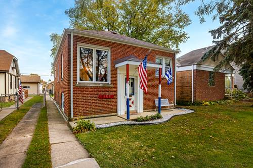 3729 N Panama, Chicago, IL 60634 Irving Woods