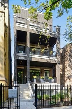 850 W Lill Unit 2, Chicago, IL 60614 Lincoln Park