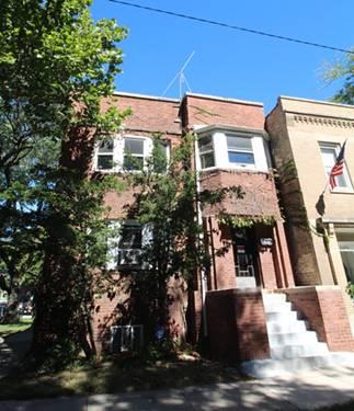 2056 W Cuyler Unit 2, Chicago, IL 60618 North Center