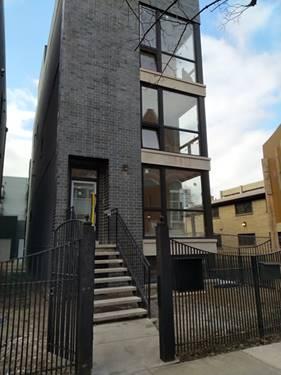 1350 N Claremont, Chicago, IL 60622 Wicker Park
