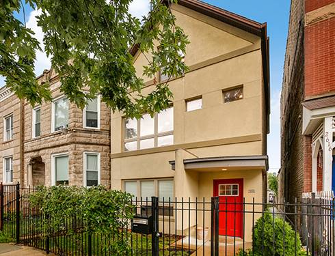 2618 W Crystal, Chicago, IL 60622