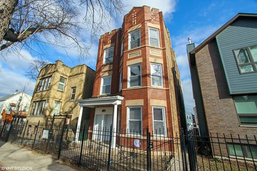 2855 N Avers, Chicago, IL 60618