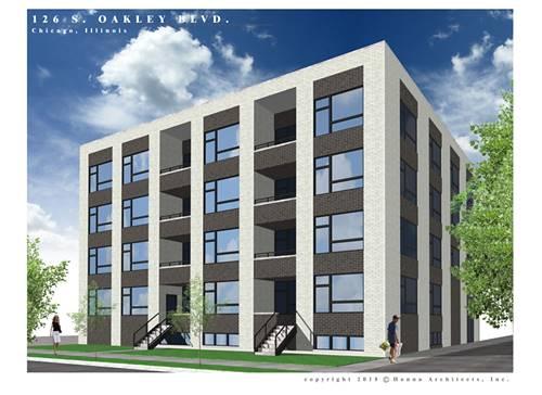 126 S Oakley Unit 2-N, Chicago, IL 60612