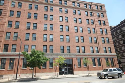 1545 S State Unit 206, Chicago, IL 60605 South Loop