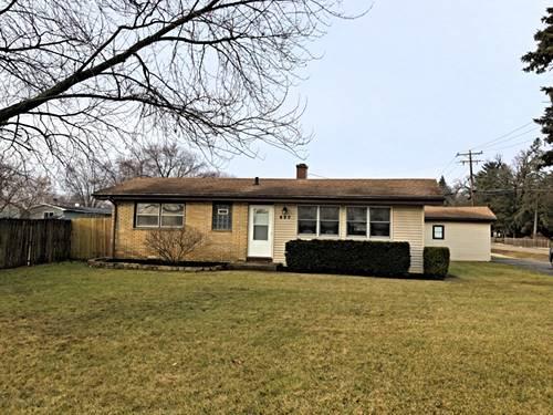 690 N Barron, Grayslake, IL 60030