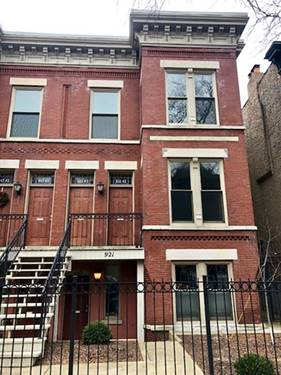 921 W Webster Unit 2, Chicago, IL 60614 West Lincoln Park