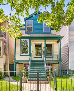 2648 N Racine, Chicago, IL 60614 West Lincoln Park