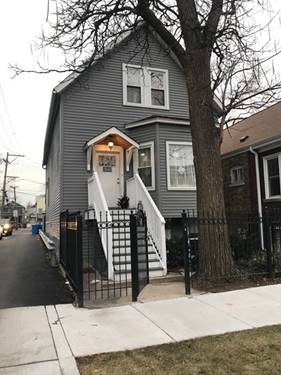 3943 N Whipple, Chicago, IL 60618