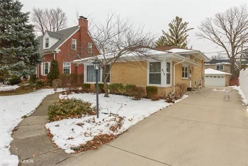 913 S Knight, Park Ridge, IL 60068