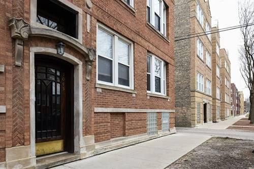 3045 W Sunnyside Unit 2W, Chicago, IL 60625
