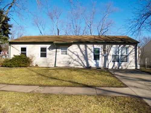 4240 Andover, Richton Park, IL 60471