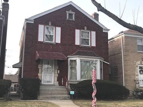 1804 N Nashville, Chicago, IL 60707 Galewood