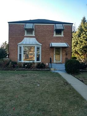 4158 N Plainfield, Chicago, IL 60634