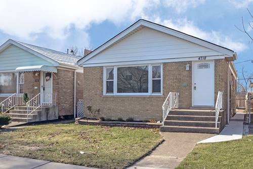 4718 S Keating, Chicago, IL 60632