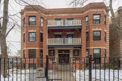 4618 N Racine Unit 1F, Chicago, IL 60640 Uptown