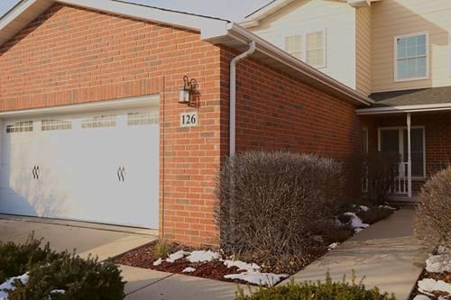 126 Brentwood Unit 0, Morris, IL 60450
