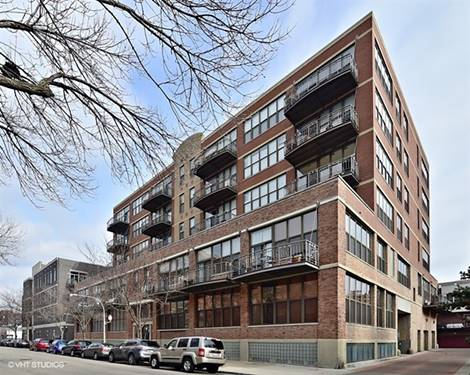 15 S Throop Unit 602, Chicago, IL 60607 West Loop