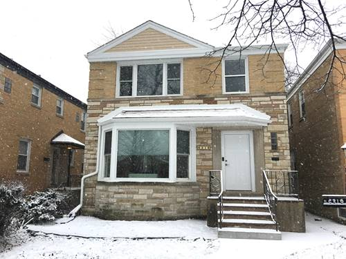 6319 N Lawndale, Chicago, IL 60659