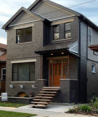 5008 W Warwick, Chicago, IL 60641