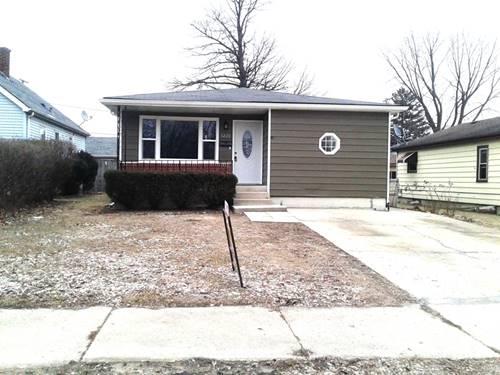 1226 N Raynor, Joliet, IL 60435