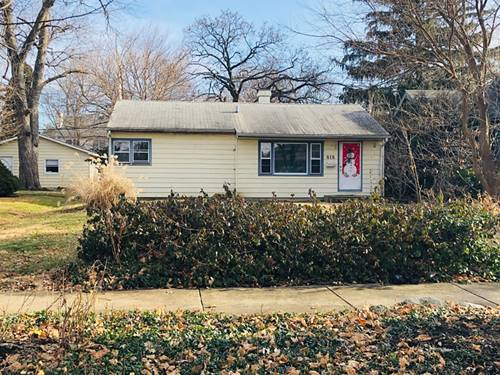 818 N Ellsworth, Naperville, IL 60563