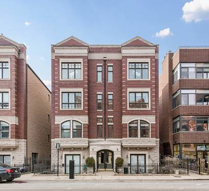 2846 N Halsted Unit 4N, Chicago, IL 60657 Lakeview