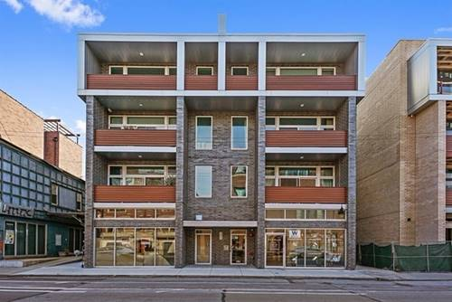 2831 N Halsted Unit 3E, Chicago, IL 60657 Lakeview