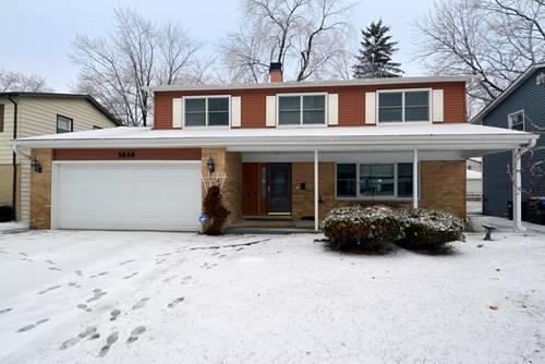 1414 S Hickory, Mount Prospect, IL 60056