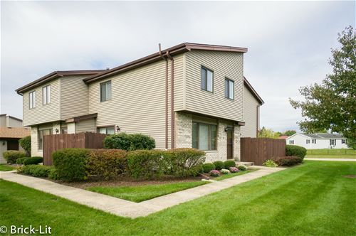 412 Circlegate Unit 3, New Lenox, IL 60451